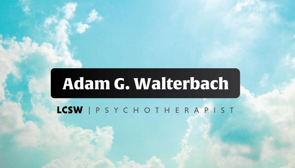 Adam G. Walterbach, LCSW